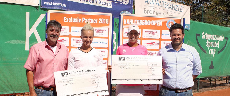 Aymet Uzcategui siegt beim deutschen Tennis-Ranglistenturnier Kahlenberg Open 2018
